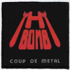 H BOMB PATCH / SPEED-THRASH-BLACK-DEATH METAL