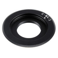 Micro Four Thirds camera body support Lens Mount Adapter C M4 / 3 AD