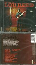 CD - LOU REED : Le meilleur de LOU REED / BEST OF - NEUF EMBALLE - NEW & SEALED