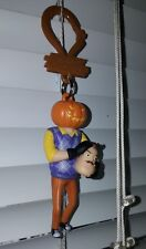 "HELLO NEIGHBOR PUMPKIN HEAD 3"" COLLECTIBLE MINI FIGURE NEW BACKPACK HANGER"