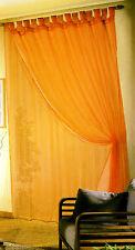 1 PANNELLO tende tenda 140X280 arancio scuro cucina bagno salone