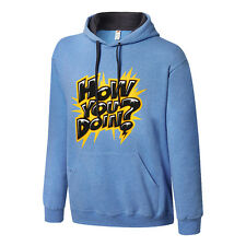 OFFICIAL WWE ENZO & CASS HOW YOU DOING ? PULLOVER SWEATSHIRT HOODIE LARGE MEN