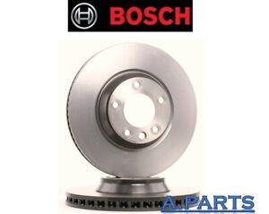 Bosch 2X Disco de Freno Kit Ø 350mm Delantero Audi Q7 VW Touareg Porsche Cayenne