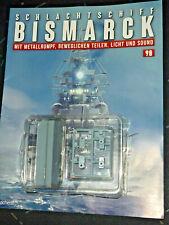 Bausatz - Schlachtschiff Bismarck - Nr.90 - Hachette