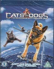 Blu-ray CATS & DOGS - Die Rache der Kitty Kahlohr # Chris O'Donnell ++NEU