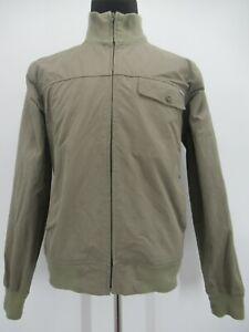 M5660 VTG Men's Carhartt WIP Full-Zip Blouson Jacket Size L