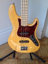 2007 Fender American Deluxe Jazz Bass Butterscotch