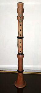 clarinette en buis à restaurer RICHARDET XIX ème