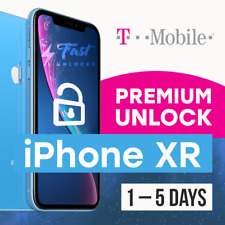T-MOBILE USA / METRO PCS UNLOCK SERVICE FOR IPHONE XR CLEAN AND FINANCED