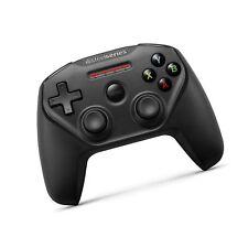 SteelSeries Nimbus (iOS, Mac, Apple TV) Wireless Gaming Controller, Black, 12...