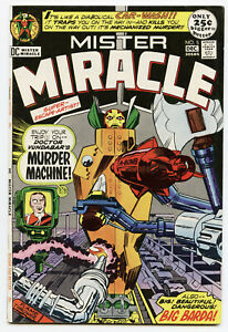 MISTER MIRACLE #7 D.C. - 1971 - 8.5 to 9.0 VF/NM