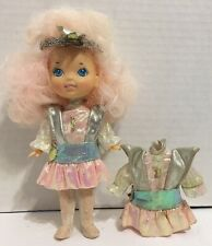 Moon Dreamers Crystal Starr Doll Hasbro 1986 Vintage & Extra Dress