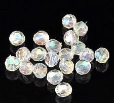 Perlen dunkelgrün 13x9mm Perlen S184 15 Acryl
