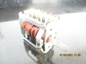 OVEN FUNCTION SELECTOR SWITCH 5 POSITION GENUINE PART