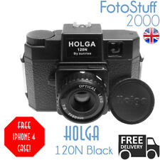 HOLGA 120N Noir BK Lomo Medium Format Film Camera Brand New UK stock 120 N