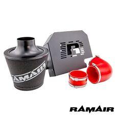 Ramair ford Focus ST225 MK2 Rouge Induction Kit Filtre à Air & Rs Orgelet Écu