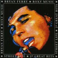 Bryan Ferry - Street Life - 20 Great Hits [CD]