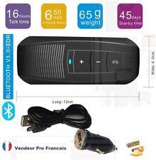 Kit Bluetooth mains-libres haut parleurs de voiture pour iPhone Galaxy 2 phone