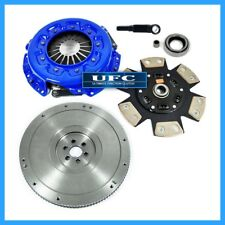 UFC STAGE 3 CLUTCH KIT+HD FLYWHEEL fits 98-99 NISSAN FRONTIER 96-97 PICKUP 2.4L