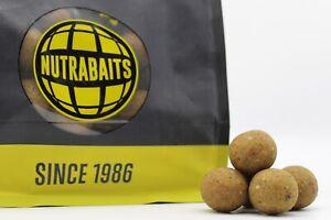 Nutrabaits 15MM Trigga Pineapple And N-Butyric Acid Shelflife Boilies 1KG-NU497