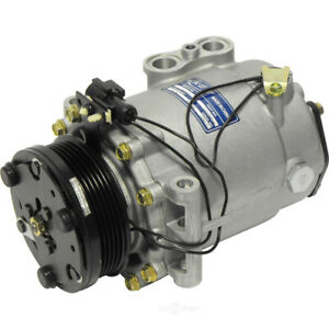 New AC A/C Compressor With Clutch Fits: 2004 - 2007 Saturn Vue L4 2.2L