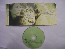 SHERYL CROW Hard To Make A Stand - 1997 UK CD PROMO – Pop Rock – BARGAIN!