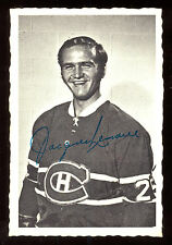 1970 71  OPC O PEE CHEE #19 JACQUES LEMAIRE DECKLE EDGE EX-NM MONTREAL canadiens