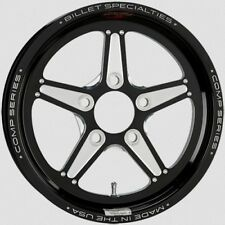 Billet Specialties CSFB35356517 Wheel Comp 5 Bolt-On Black Anodized