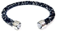 DARK CRYSTALDUST MEDIUM CUFF BRACELET CRYSTALS 2016 SWAROVSKI JEWELRY #5250065
