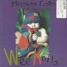 Mission Falls WEE KNITS Knitting Pattern Instructions Babies Toddlers 6-24 mths