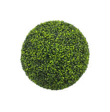 Artificial 60cm Giant Boxwood Ball Plant Fake Topiary Tree Plant Outdoor Use