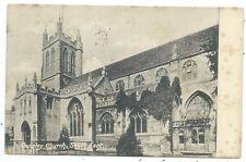 GLOUCESTERSHIRE - DURSLEY CHURCH, SOUTH EAST  1907 Price's Postcard