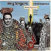King's Singers - Renaissance (King's Singers) - DOUBLE SEALED CD