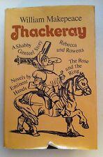 William Makepeace Thackeray (Moscow Raduga Publishers, hardcover, 1985)