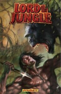 Lord of the Jungle featuring Tarzan Volume 2 TPB Softcover Graphic Novel