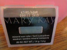 MARY KAY MINERAL EYE COLOR AZURE .05 oz  NEW EYE SHADOW