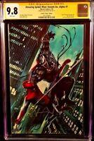 MARVEL Comics SPIDER-MAN VENOM INC ALPHA #1 CGC SS 9.8 Virgin Adi Granov CARNAGE