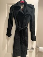 Burberry Waterloo Heritage Trench Coat (Black) (original price £1,550)