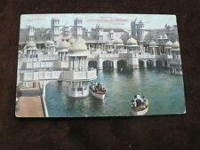 Imperial International Exhibition London 1909 Postcard, Court of Honour (b)