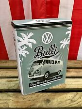 VW Volkswagen Bulli - Tin Box XL