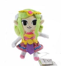 The Legend of Zelda Princess Zelda Plush Soft Toy 20cm Stuffed Doll Gift