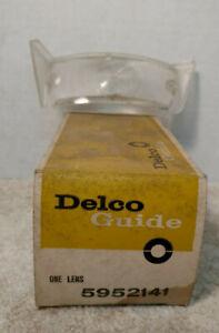 NOS PARKING LAMP LENS PONTIAC TEMPEST 1961 1962 5952141 F2Z-61 LEFT SIDE