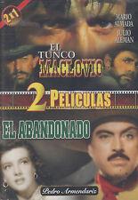DVD - El Tunco Maclovio & El Abandonado NEW 2 En 1 FAST SHIPPING !