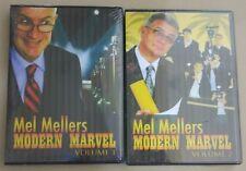 Modern Marvel - Mel Mellers RSVP Magic Secret Tricks 2 DVD special full routines