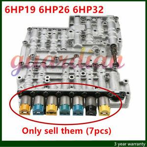 7x  6HP19 6HP26 6HP32 TRANSMISSION SOLENOID KIT FOR BMW X3 X5  AUDI A6 A8 Q7