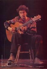 Pierre Bensusan UK 'Guitarist' Interview Clipping TRANSPARENCY