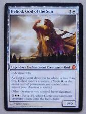 XXX 1x heliod, God of the Sun inglés Theros (Legend devotion White) nm/Mint