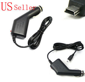 DC Car Vehicle Power Charger Adapter For Rand McNally GPS Intelliroute TND 720 A