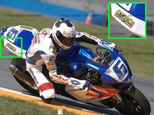 race tail decal sticker fits all suzuki gsxr models