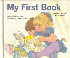 Sound Box Library: My First Book by Jane Belk Moncure (1984, Hardcover)
